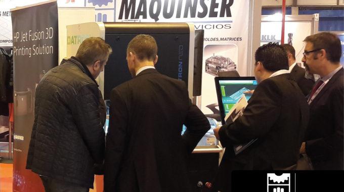 Maquinser MetalMadrid 2016