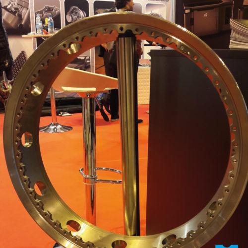 Maquinser En MetalMadrid 2016