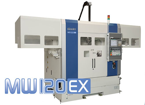 NUEVA MURATEC MW-120 EX, YA DISPONIBLE