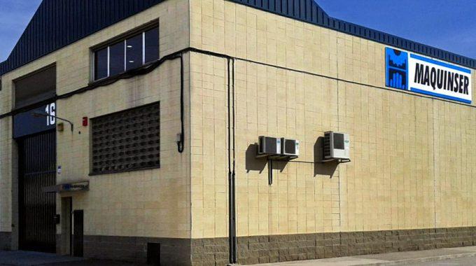Nuevas Instalaciones De La Delegación De Maquinser En Catalunya