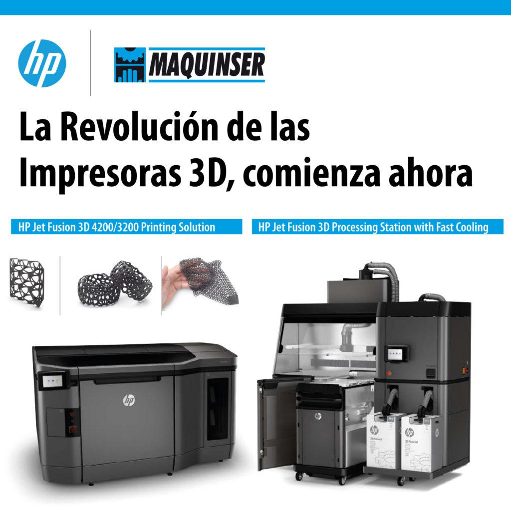 Acuerdo De Colaboración Entre Hewlett-Packard Y Maquinser