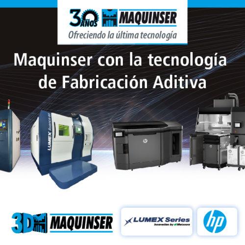 3d Printing Fabricación Aditiva