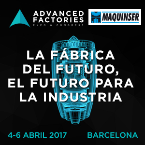 Advanced Factories 2017 De Barcelona