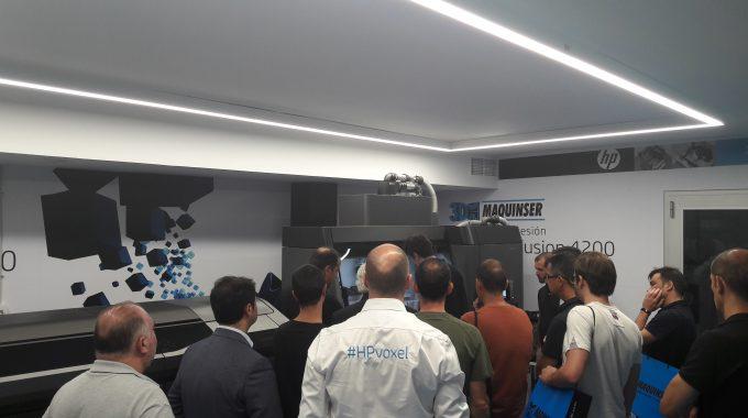 Maquinser & 3D Maquinser Road Show
