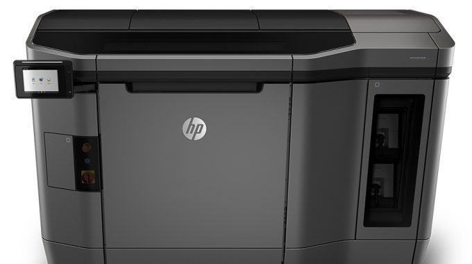 Nueva Solución De Impresión 3D HP Jet Fusion 4210