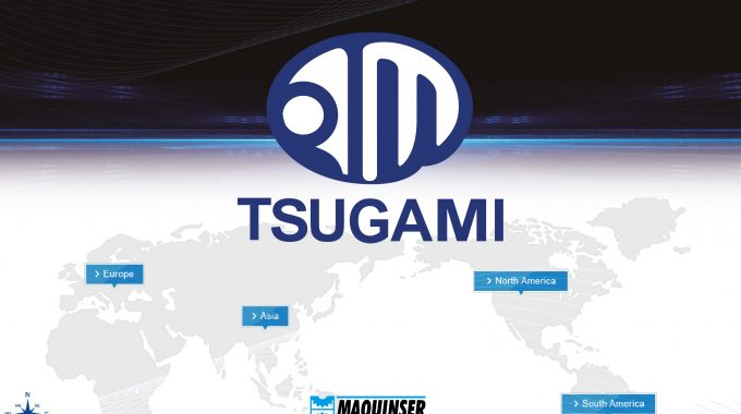 Tsugami, Precision, Speed And Rigidity