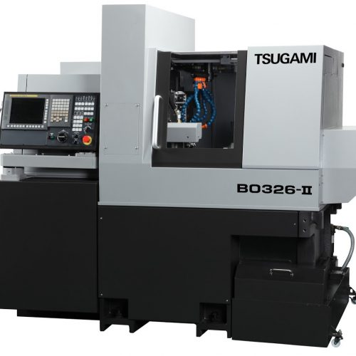 B0326 Machine Full