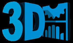 web_3D_Logo