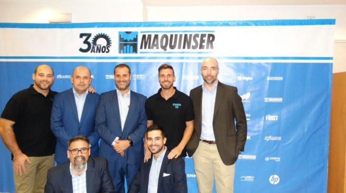 Road Show Maquinser & 3D Maquinser: Sevilla (COIIAOC)