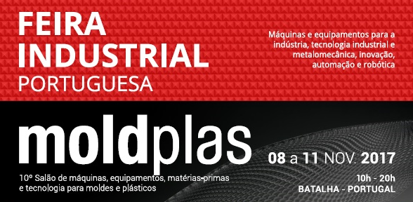 Portuguese Machine Tool Exhibition MoldPlas 2017