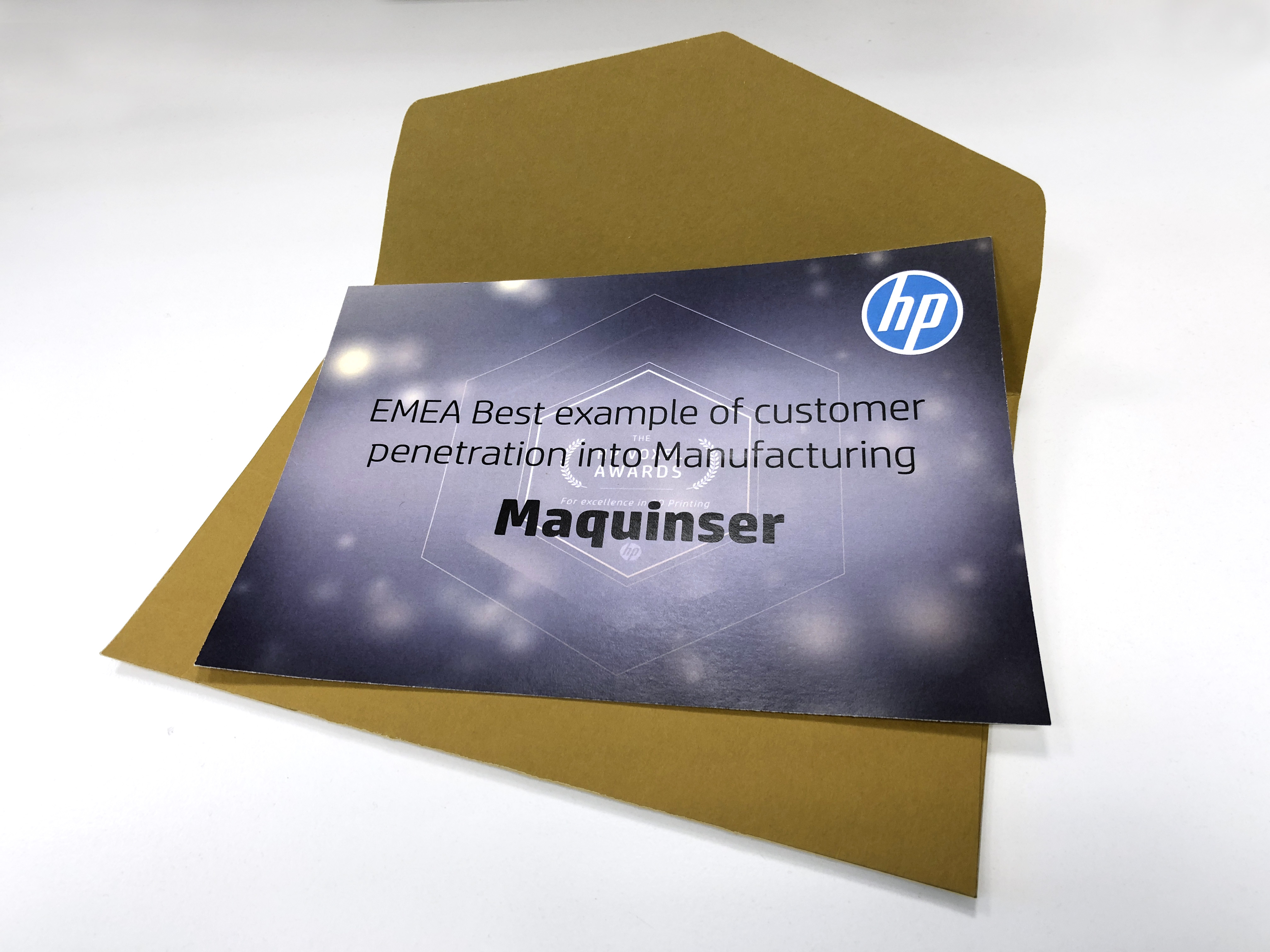 HP 3D Printing Channel Partners Summit 2017 - Maquinser.com ...
