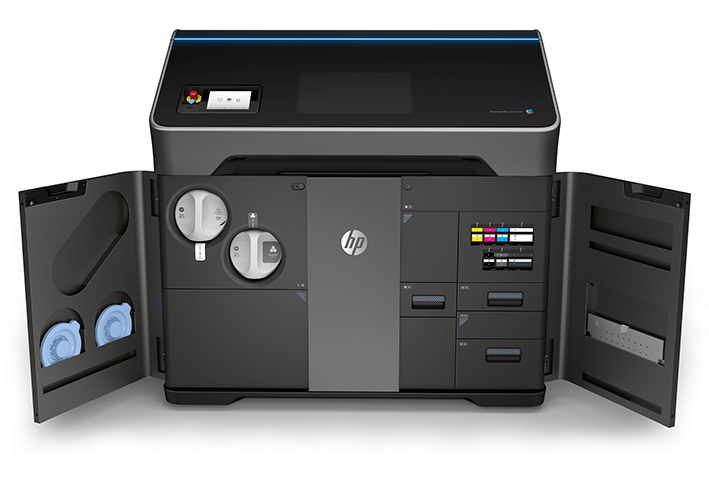 New HP Jet Fusion 300/500 Series 3D Printers