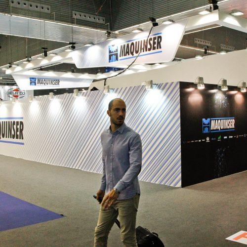 Maquinser Biemh Stand