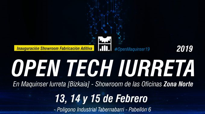 Open Tech Iurreta 2019