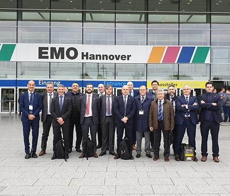 Maquinser En La EMO 2019