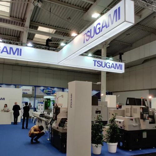 Maquinser Tsugami EMO 2019