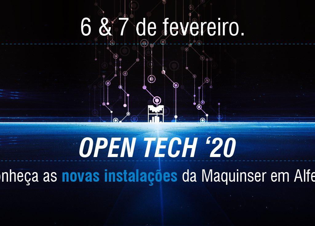 INAUGURAÇÃO & OPEN TECH 20