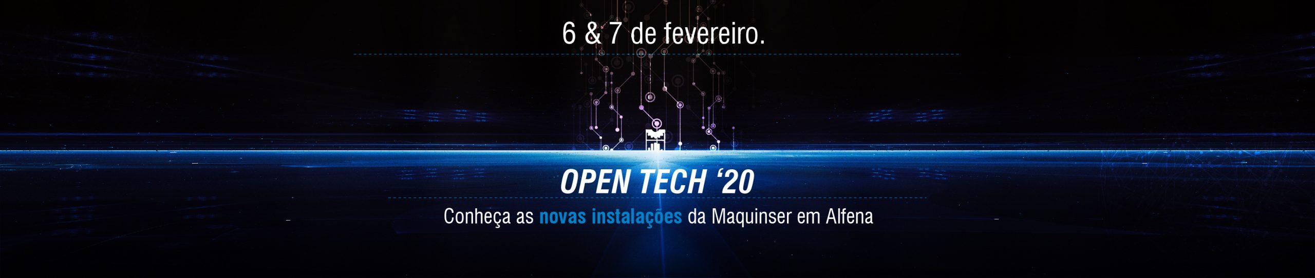 INAUGURACIÓN & OPEN TECH 20