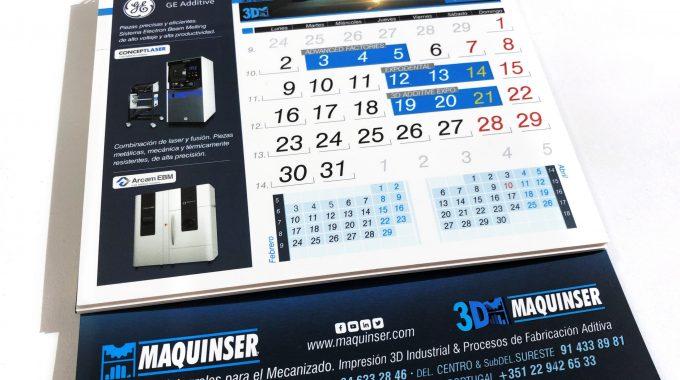 Agenda Maquinser