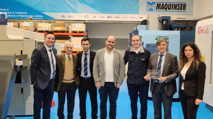 Maquinser Portugal New Facilities
