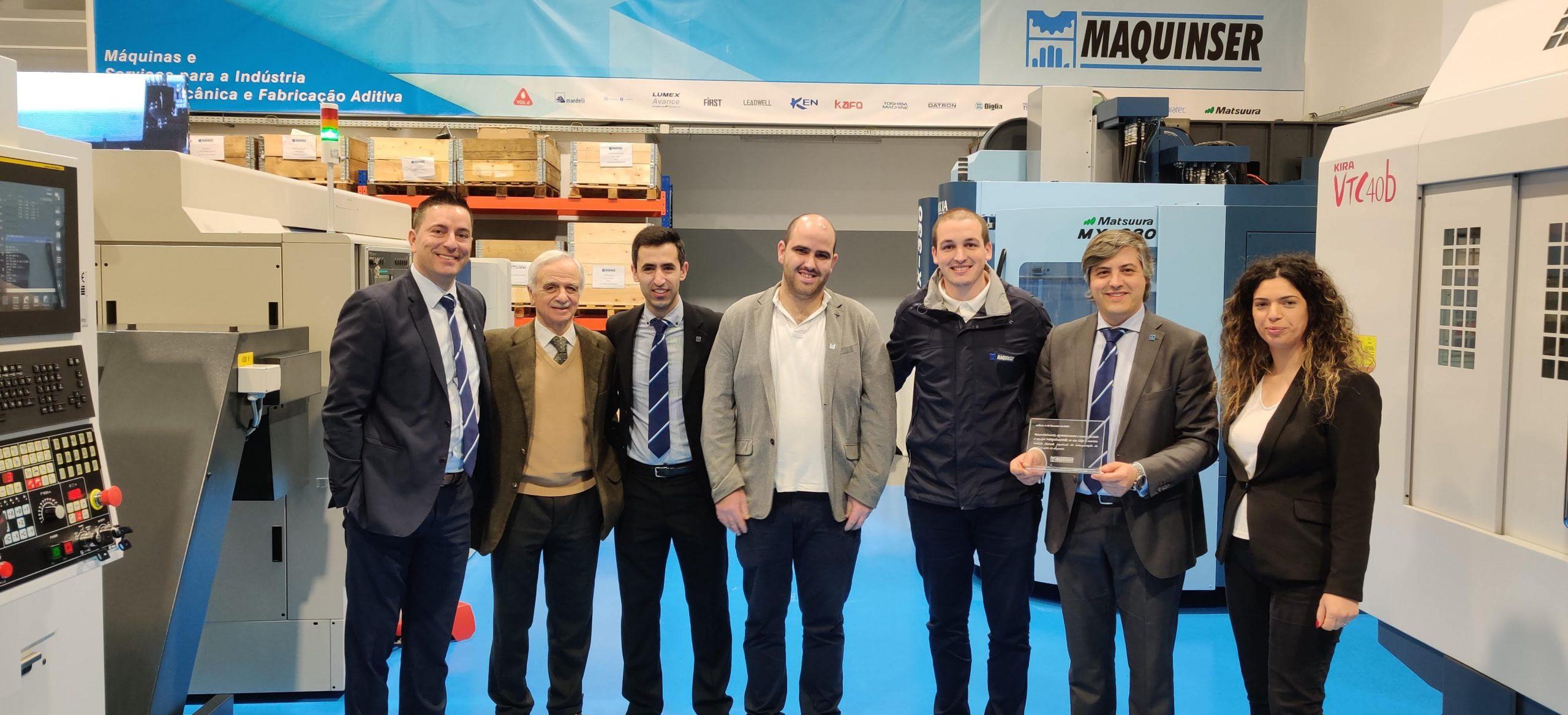 Nuevas Instalaciones de Maquinser Portugal