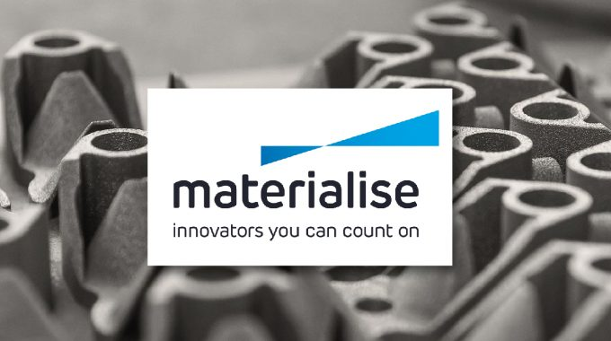 New Agreement Between Materialise And 3D Maquinser