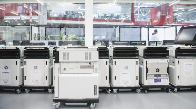3D Maquinser - HP MJF
